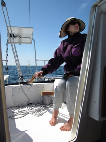 Steve Amp Kathy S Website Sailing Trip 2011 Eastern Lake